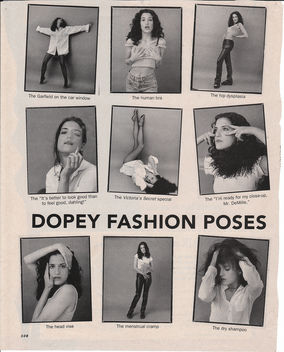 dopey fashion poses - image #313959 gratis