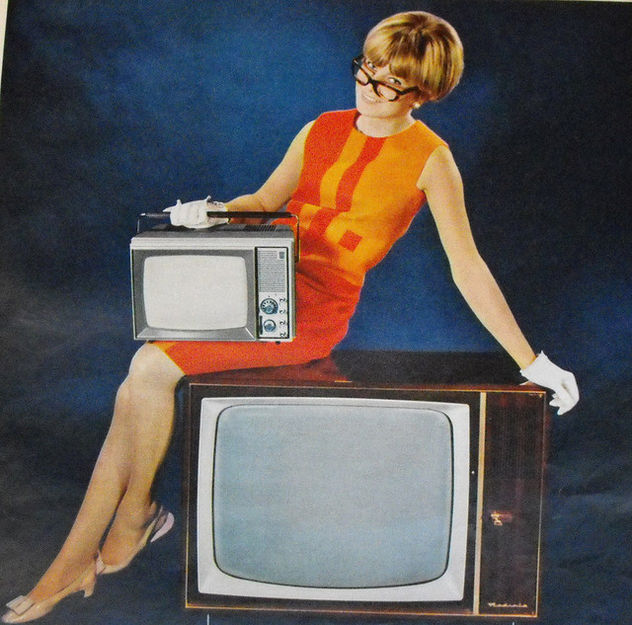 Vintage Televisions - Free image #314199