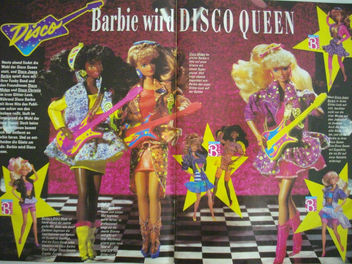 Barbie journal 1991 - Free image #314379