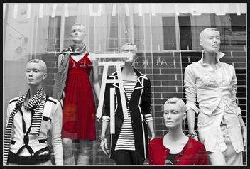 The Ladies in Red - бесплатный image #314429