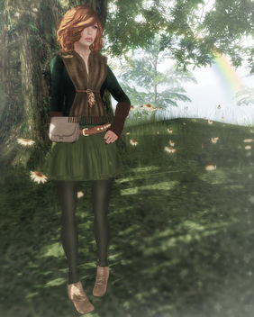 SL DisneyBound Challenge - Peter Pan - Free image #315409