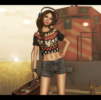 The Arcade feat Pink Feul - Emery - click - Wasabi Pills - ( fashionably dead) - image #315589 gratis
