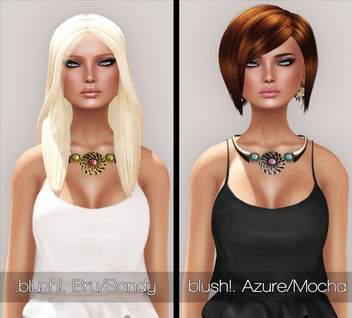 .blush.! for Hair Fair 2013 - image #315689 gratis