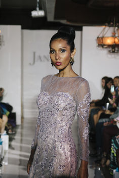 Janique Fashion Show - NYFW 2013 - image gratuit #316059