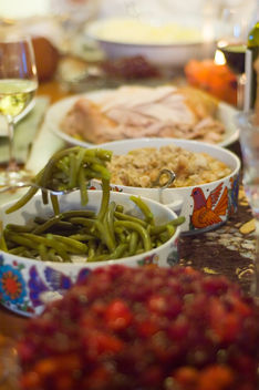 Thanksgiving Spread - Free image #317069