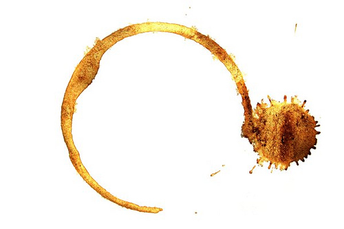 coffee stain - Free image #317259
