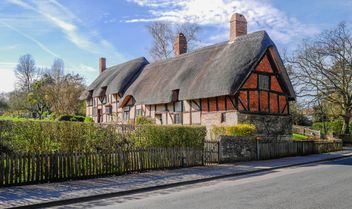 Cottage in England - Free image #317399