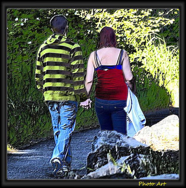 Hand in Hand - Kostenloses image #318499