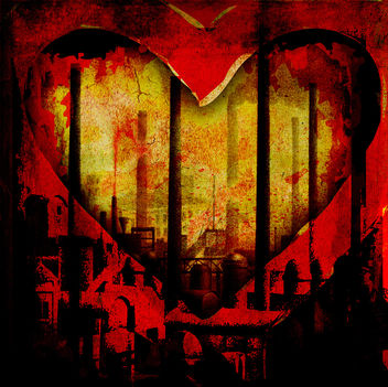 Polluted Heart - image #318579 gratis