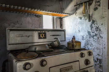 Abandoned Kitchen - Free image #319369