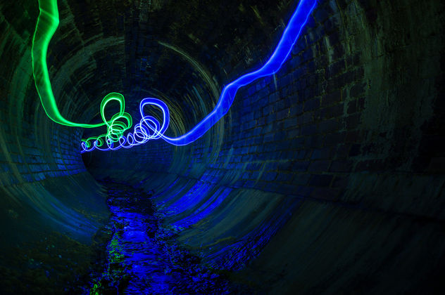 Light Painting - Kostenloses image #320109