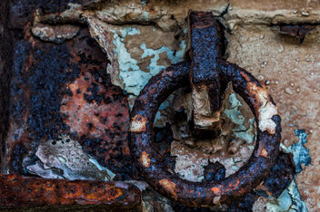 Rusty Ring - image #320489 gratis