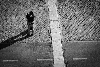 Couple from above - Free image #320669