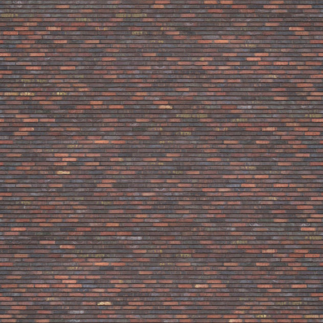 free texture, coal-fired red brick, modern architecture, seier+seier - Free image #321789
