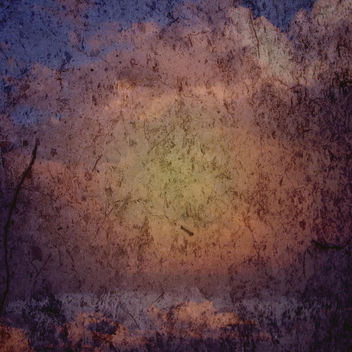 sunset clouds - texture 64 - image gratuit #322729