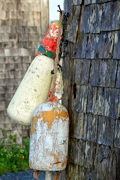DGJ_3750 - The Old Boys (Buoys) just hanging around.... - Free image #323029
