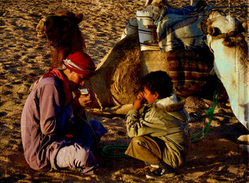 The bedouins. - image #323669 gratis