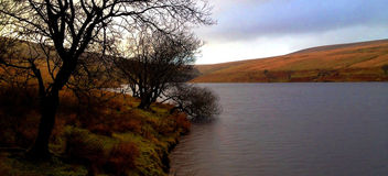 Grwyne Fawr Reservoir Iphone #dailyshoot #leshaines123 - бесплатный image #323979