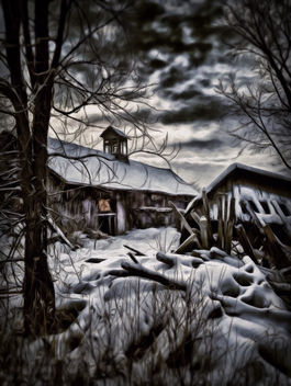 Old Barn - image gratuit #324009