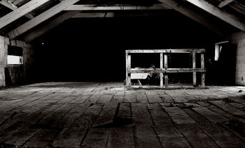 The barn loft - Free image #324099