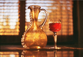 Jug and Glass - Free image #326369