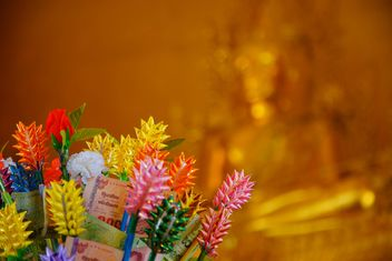 Thai Bhudism church - image gratuit #327869