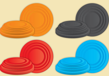 Clay Pigeons - Free vector #327989