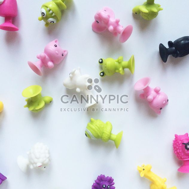 Small toy over white background - Free image #329149