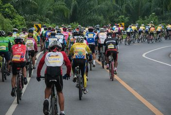 Mass Bicycle competition - Kostenloses image #330339