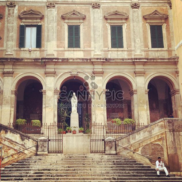 Catholic Church in Rome - Free image #331219