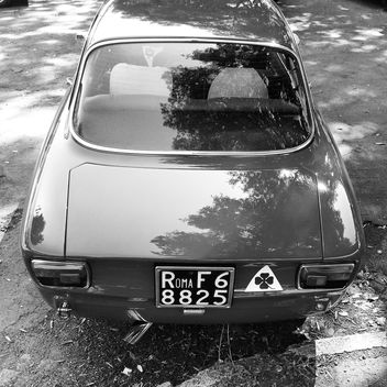 Old Alfa Romeo car - Free image #331309