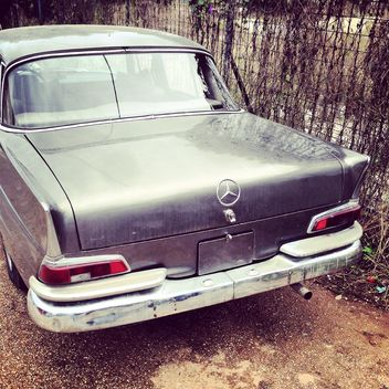Retro Mercedes Benz car - image #331859 gratis