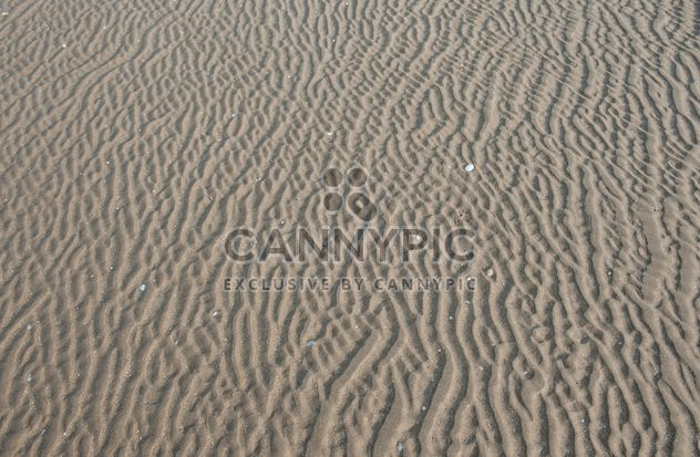 Sand texture - Free image #332879