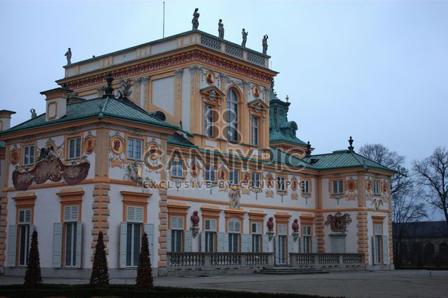 Wilanów Palace in Warsaw - Kostenloses image #334199