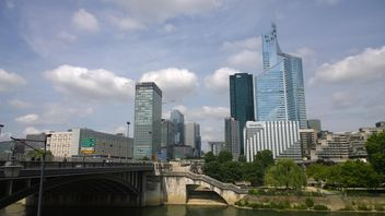 Skyscrapers of La Défense - бесплатный image #334239