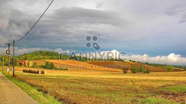 View on Monferrato village in Piemonte - бесплатный image #334759