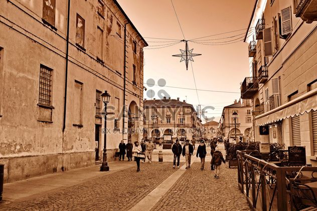 Architecture Of Italian streets - image gratuit #334829