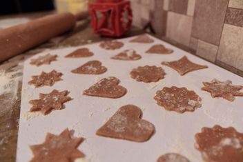 Gingerbread cookie - image gratuit #335209