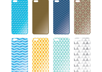 Realistic Iphone Case - vector gratuit #336219