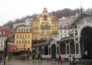 Houses in Karlovy Vary - image gratuit #338219