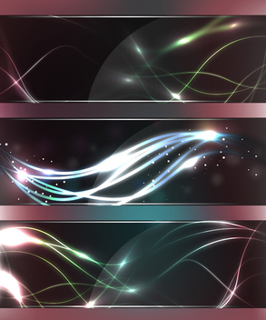 Abstract Glass Frames - бесплатный vector #339819