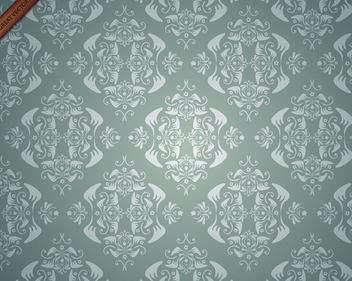 Seamless Wallpaper - Free vector #340059
