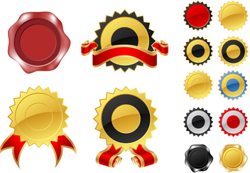 Vector Sticker - vector #340149 gratis