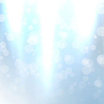 Blue Vector Background - Kostenloses vector #340539