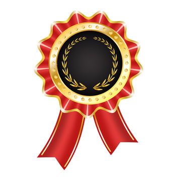 Award Badge - vector #340589 gratis