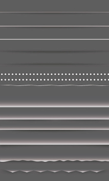 Divider and Rulers - Kostenloses vector #340739