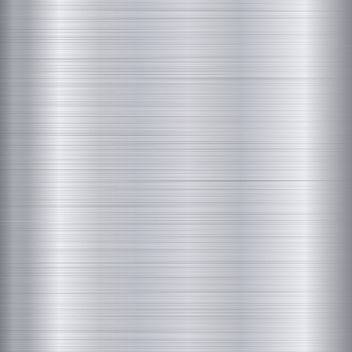 Brushed Aluminum Texture - Free vector #340829