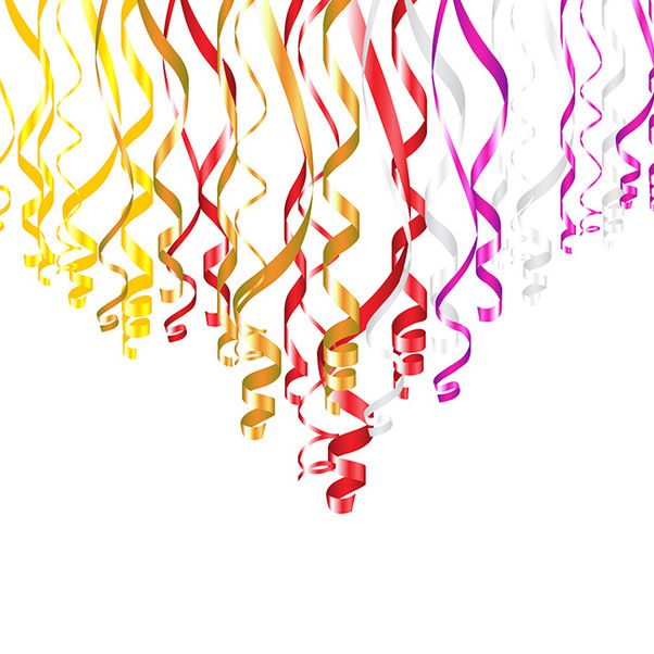 Vector Serpentine Ribbons - Free vector #340869
