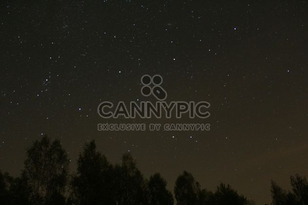 The landscape of the sky over the Leningrad region - бесплатный image #343899