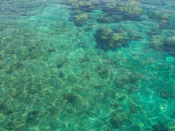 Sea Water on Nangyuan lsland in thailand - бесплатный image #344069